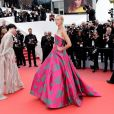 "Karolina Kurkova - Montée des marches du film ""Once upon a time... in Hollywood"" lors du 72ème Festival International du Film de Cannes. Le 21 mai 2019 © Jacovides-Moreau / Bestimage"