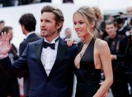 Elodie Fontan ose le décolleté à Cannes, au bras de Philippe Lacheau