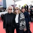 "Luc Plamondon - Montée des marches du film ""Once upon a time... in Hollywood"" lors du 72ème Festival International du Film de Cannes. Le 21 mai 2019 © Jacovides-Moreau / Bestimage"