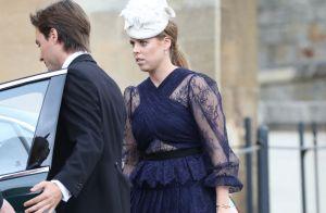 Beatrice d'York : Sa blessure passée inaperçue au mariage de Gabriella Windsor