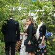 """La princesse Beatrice d'York en visite au """"Chelsea Flower Show 2019"""" à Londres, le 20 mai 2019."""