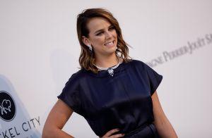 Pauline Ducruet à Cannes : satin et saphirs pour le gala de l'amfAR