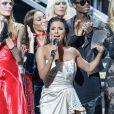 Eva Longoria - Vente aux enchères de la soirée AmfAR Gala Cannes 2019 à l'Eden Roc au Cap d'Antibes lors du 72ème Festival International du Film de Cannes, le 23 mai 2019. © Jacovides / Moreau / Bestimage