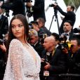 "Shanina Shaik - Montée des marches du film ""Sibyl"" lors du 72ème Festival International du Film de Cannes. Le 24 mai 2019 © Borde / Bestimage"