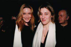 Carla Bruni a manqué de peu sa soeur Valeria Bruni-Tedeschi à Cannes