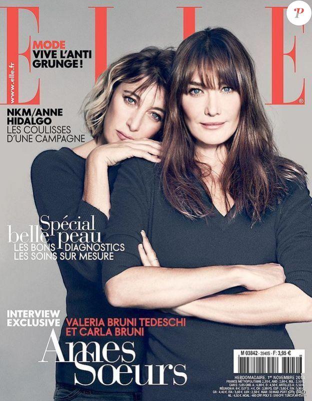 Le magazine Elle du 1er novembre 2013