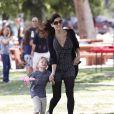 Liv Tyler et son fils Milo