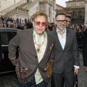 Elton John et Zoe Saldana : Passagers amoureux de la croisière Gucci