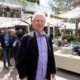 Regis Wargnier - Les célébrités dans le village des Internationaux de France de Tennis de Roland Garros 2019 à Paris. Le 29 mai 2019
