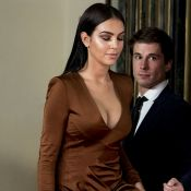 Georgina Rodriguez, compagne de Ronaldo : sa robe en révèle trop...