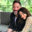 Jenna Dewan officialise avec son compagnon Steve Kazee sur Instagram, le 5 juin 2019.
