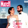 Une de Paris Match- Jeudi 6 juin 2019.