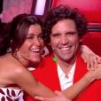"""Jenifer et Mika pour la finale de """"The Voice 8"""" sur TF1, le 6 juin 2019."""