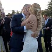 François-Xavier Demaison et Anaïs mariés: baiser fougueux et amis stars en feu !