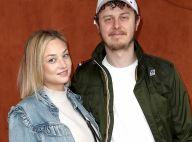Norman Thavaud et Martha : Jeunes parents radieux à Roland-Garros pour la finale