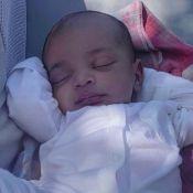 Kim Kardashian : Première photo de son bébé, Psalm West