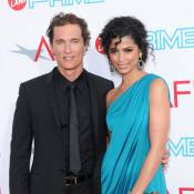 Matthew McConaughey de nouveau...papa !