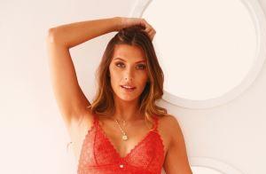 Camille Cerf : Créatrice de lingerie, l'ex-Miss France lance sa collection