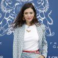Vanessa Guide au Prix de Diane Longines à l'hippodrome de Chantilly, le 16 juin 2019. © Marc Ausset-Lacroix/Bestimage
