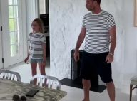 Liev Shreiber danse avec son fils : une choré endiablée... Naomi Watts adore !