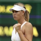 Maria Sharapova : Ouch... la tenniswoman a fait une belle chute !