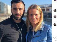 Amandine Henry : Sauveuse des Bleues devant son amoureux Karim