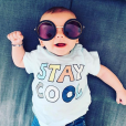 Laurent Ournac dévoile une photo de son fils Léon sur Instagram, le 23 juin 2019