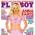 La jolie Anna Faris en couverture de Playboy !