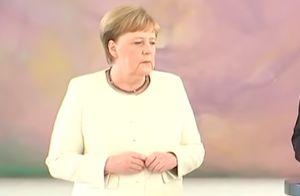 Angela Merkel à nouveau prise de tremblements, sa santé inquiète