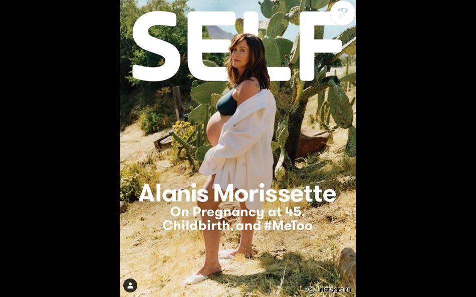 Alanis Morissette enceinte à 45 ans : son parcours semé de ...