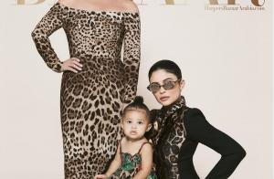 Kylie Jenner : Son bébé Stormi (1 an) déjà mannequin pour Harper's Bazaar