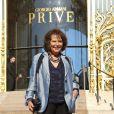 Claudia Cardinale arrive au défilé Haute Couture Armani Privé collection Automne-Hiver 2019/20 au Petit Palais à Paris, le 2 juillet 2019. © Veeren Ramsamy-Christophe Clovis/Bestimage