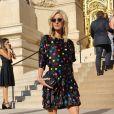 Nicky Hilton Rothschild arrive au défilé Haute Couture Armani Privé collection Automne-Hiver 2019/20 au Petit Palais à Paris, le 2 juillet 2019. © Veeren Ramsamy-Christophe Clovis/Bestimage