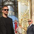 Alexander Skarsgard arrive au défilé Haute Couture Armani Privé collection Automne-Hiver 2019/20 au Petit Palais à Paris, le 2 juillet 2019. © Veeren Ramsamy-Christophe Clovis/Bestimage
