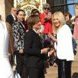 Nicole Kidman et son mari Keith Urban arrivent au défilé Haute Couture Armani Privé collection Automne-Hiver 2019/20 au Petit Palais à Paris, le 2 juillet 2019. © Veeren Ramsamy-Christophe Clovis/Bestimage