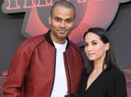 Tony Parker et sa femme Axelle : Couple sportswear chic pour Stranger Things