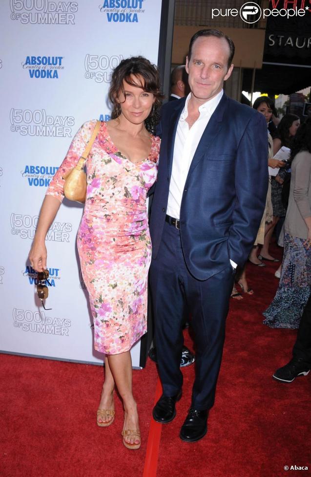 Jennifer Grey et son mari. 24/06/09