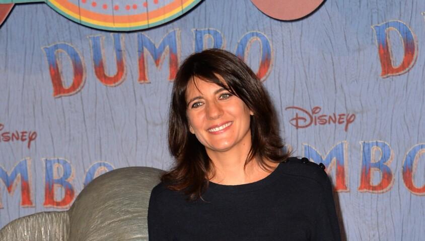 """Estelle Denis - Première du film """"Dumbo"""" au Grand Rex à Paris le 18 mars 2019. © CVS/Bestimage"""