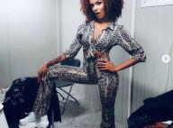 Shy'm : En total look python et coupe afro, elle copie une Spice Girl