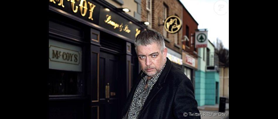 L'acteur irlandais Karl Shiels est mort à 47 ans le 14 juillet 2019.