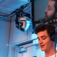 Le DJ Henri PFR sur Instagram.