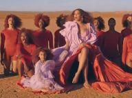 """Beyoncé : Maman sublime au côté de sa fille Blue Ivy pour """"Le Roi Lion"""""""