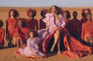 Beyoncé : Maman sublime au côté de sa fille Blue Ivy pour