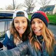 Laury Thilleman fait une belle déclaration à sa soeur Julie pour ses 18 ans, le 17 juillet 2019, sur Instagram