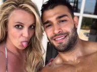Britney Spears : Chorégraphie en bikini avec son chéri Sam Asghari