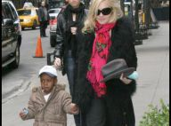 Premières photos de Madonna et la petite Mercy à Londres avec tous les enfants... et Guy Ritchie !