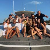 Didier Deschamps : Vacances festives avec sa femme Claude, Valérie Bégue...