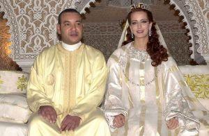Lalla Salma et Mohammed VI du Maroc :