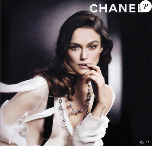 Keira Knightley pour Chanel
