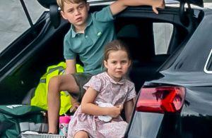 Charlotte de Cambridge : La princesse surprend avec son sac à main à paillettes